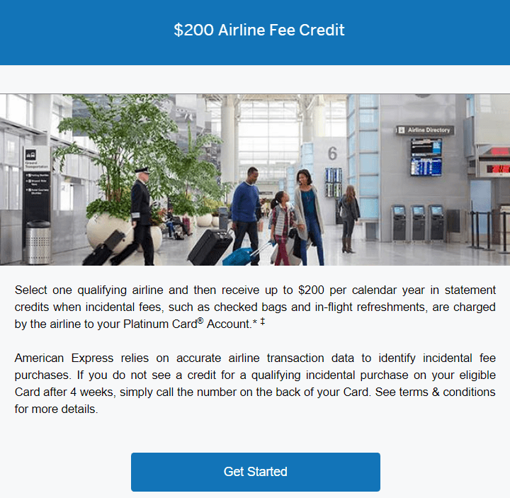 Get Full Value from Your Airline Incidental Credits - Travel